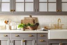 Kitchen Inspiration / by Michelle Kelley