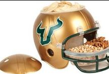 Tailgate Time / Gear up for game day! The student athletes of USF represent the Bulls in the Big East in 11 different sports. / by University of South Florida
