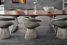 dining room / by Fran Lombardi-Reilly