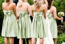 Wedding: Bridesmaid Dresses/ gift and other