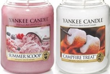 Candle Love / Favorites from Yankee Candle, Blue Mountain Candle, Pocono Candle, Bath & Body Works, Our Own Candle Company, Star Candles, Partylite, and anywhere else I can find candles in great scents! / by Gina Wessells