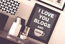 Blogging & Social Media Loves / I am a blogger and everyday I learn more. It took me a while to realize that I have a voice and thoughts worth sharing.