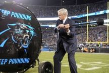 Keep Pounding Drummers / A gallery of those who are chosen to strike the Keep Pounding Drum prior to the start of Carolina Panthers home games. #KeepPounding