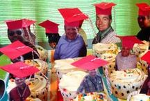 Graduation Celebration / graduation party, summer cookout