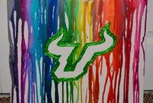 Student Art / Bulls got talent! See what these USF students have created. / by University of South Florida