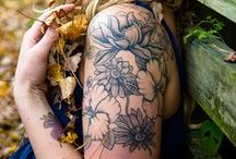 Tattoo - Flores / by Polish me pink!