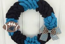 Panthers Home / Panthers Decorations for your home! / by Carolina Panthers
