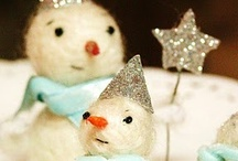 Christmas / by Mabelle R.O @ Whimsy and Stars Studio