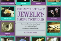 ~ Jewelry & Crafting BOOKS ~ / by Mary Walsh-Reynolds (Myrtle Dove Vintage)