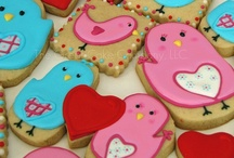 Baking: Biscuits - Feathered Friends