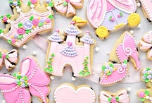Baking: Biscuits - Girly