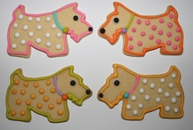 Baking: Biscuits - Four legged friends!