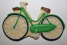 Baking: Biscuits - Wheels & Wings