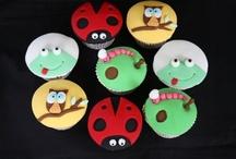 Baking: Cupcakes - Animals