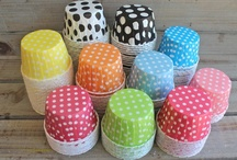 Baking: Cupcakes - Toppers & Wrappers / For the best-dressed cupcakes.