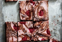 Baking: Slices / Because good things come in squares! Like chocolate...and chocolate....oh, & chocolate!