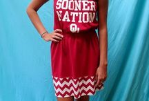 OU / Sooner Magic!!! / by Heather Shelby