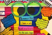 anchor charts / by Cassie Palm