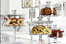 Party Tables: Lolly jars