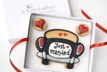 Baking: Biscuits - Wedding