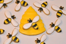 Baking: Biscuits - Bugs 'n Bees