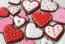 Baking: Biscuits - Hearts