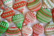 Christmas - Biscuits: Ornaments