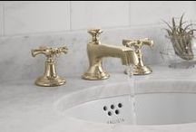 Bathroom Plumbing Products / A variety of products for the bathroom sure to update any space!
