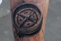 tattoos / by Jemma Sabokrouh