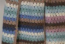 Crochet: Blankets / I love blankets!