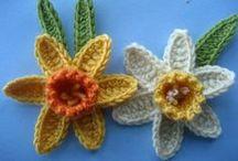 Crochet: Flowers / Flowers for the win!