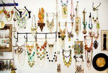 Jewelry Display / by Mary Walsh-Reynolds (Myrtle Dove Vintage)