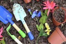 Spring Theme / Spring and/or plant themed activities, crafts, and projects for preschool, pre-k,and kindergarten that infuse literacy, math, science, fine motor, gross motor, sensory, art, music, and/or dramatic play.