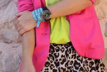 Work Color Combos / So i pretty much dress by pinterest every morning! / by Marly Elizabeth