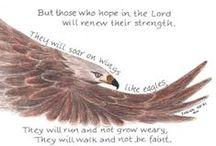 On Wings Like Eagles...