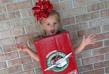 Shoebox Costumes! / Some of our favorite costumes that you've shared on our Facebook page! http://www.facebook.com/OCCshoeboxes / by Operation Christmas Child