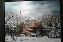 Weather in Istanbul / All about how Istanbul (Turkey's largest city) celebrates life of nature's four seasons.  Snowy winter, sunny summer and rain with winds in between.