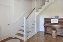 Classic Wooden Staircases / We are very proud of our love for a fine piece of timber. Sourcing just the right kind of wood can create a truly unique staircase, from the newel posts and spindles to the treads and balustrade, which not only looks traditional but also fits seamlessly with your home.  The majority of projects are completed in just 24 hours.