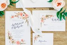 Marry me. / This board is where I began holding some of our own wedding ideas not so long ago. Today, it is my continued inspiration for the current bride. These are the wedding details I adore!  / by Robyn Aaron
