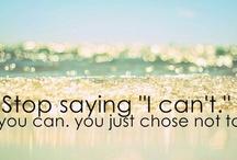 Just sayin'... / by Tiffany Cash