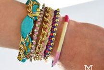 Bracelets / by Amy