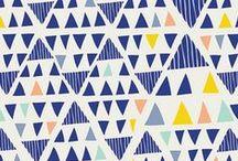 patterns + textiles + prints