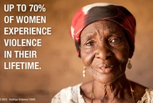 Violence Against Women / by CARE (care.org)