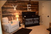"""Kid's Rooms / Cool ideas for grandkid's rooms. <3 """"Baby It's You..."""" """"Little Child"""""""