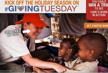 #GivingTuesday / by CARE (care.org)