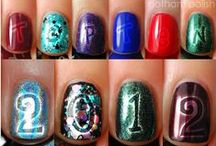 2012 Favorite Nail Polishes / by Amy