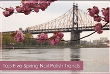 Spring 2013 Nail Polish Trends / by Amy