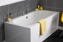 Baths / Enjoy a relaxing and comfortable bathing experience with our range of stylish baths