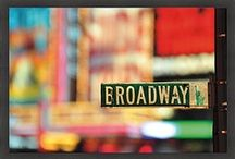 broadway, here i come... / all things broadway... for the musical lover in you!  / by Melissa Fagan