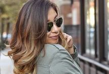 Hair Styles and Trends / Hair style that we want to recreate, straight hair, curly hair, wavy hair.